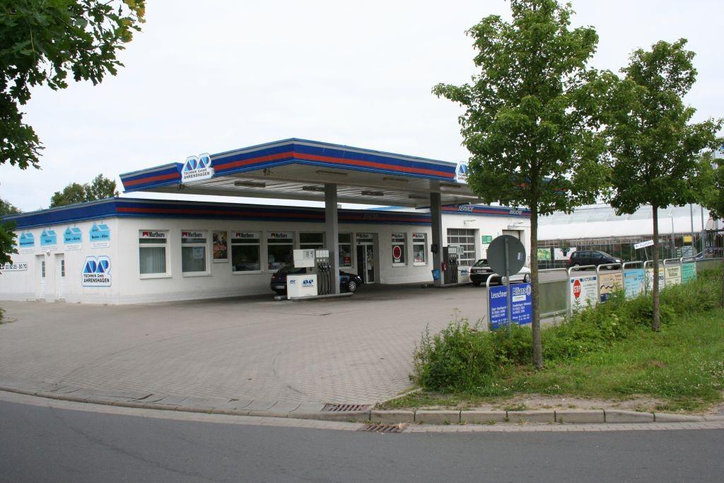 Öffentliche Tankstelle Zingst